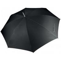 Accessoires textile Parapluies Kimood Transparent Noir