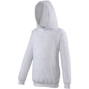 Vêtements Enfant Sweats Awdis Hooded Cendre