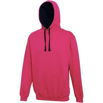 Vêtements Sweats Awdis Hooded Rose / bleu marine