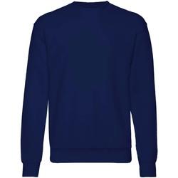 Vêtements Enfant Sweats Fruit Of The Loom Premium Bleu marine