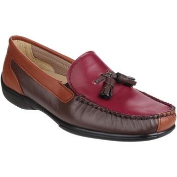 Chaussures Femme Mocassins Cotswold Moccasin Chataigne/Fauve/Bordeaux