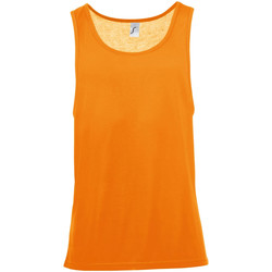 Vêtements Débardeurs / T-shirts sans manche Sols Jamaica Orange néon