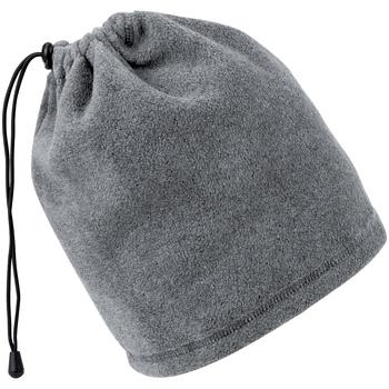 Accessoires textile Bonnets Beechfield Suprafleece Gris foncé