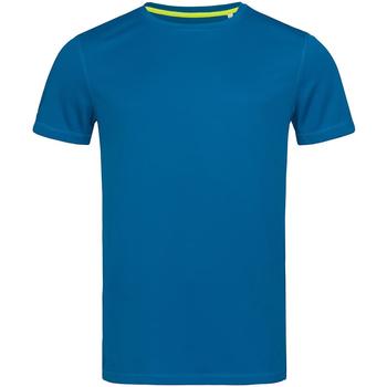 Vêtements Homme T-shirts manches courtes Stedman Mesh Bleu roi