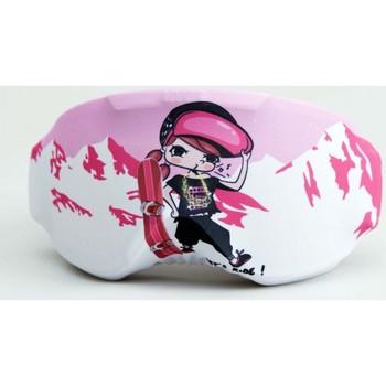 Accessoires Accessoires sport Jao PROTEGE MASQUE LET\S RIDE ROSE FILLE Unicolor