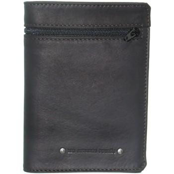 Sacs Homme Portefeuilles Baroudeur Portefeuille en cuir  ref_45283 Noir 10*14.5*2.5 noir