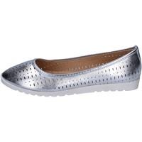 Chaussures Femme Ballerines / babies Lancetti ballerines cuir synthétique argenté