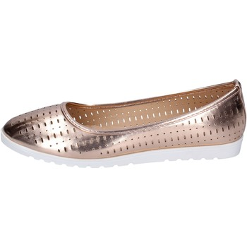 Chaussures Femme Ballerines / babies Lancetti ballerines cuir synthétique bronze