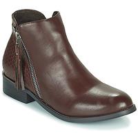 Chaussures Femme Boots Xti  Noir