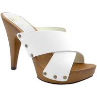 Chaussures Femme Sandales et Nu-pieds My Clogs MY32120 Blanc