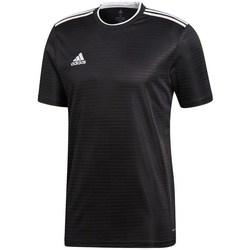 Vêtements Homme T-shirts manches courtes adidas Originals Condivo 18 Noir