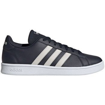 Chaussures Homme Baskets basses adidas Originals Grand Court Base Bleu marine
