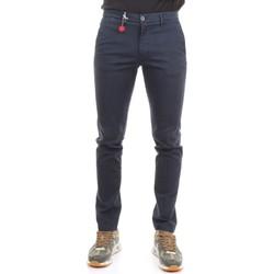 Vêtements Homme Pantalons de costume Manuel Ritz 2732P1578 193813 bleu