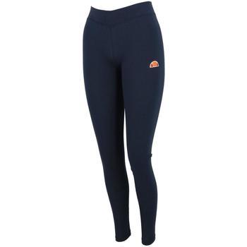 Vêtements Femme Leggings Ellesse Solos 2 legging marine Bleu marine / bleu nuit