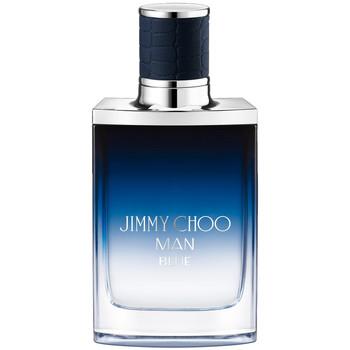 Beauté Homme Eau de toilette Jimmy Choo Man Blue Edt Vaporisateur  50 ml