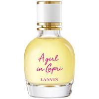 Beauté Femme Eau de parfum Lanvin A Girl In Capri Edp Vaporisateur  50 ml