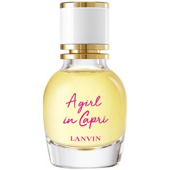 Beauté Femme Eau de parfum Lanvin A Girl In Capri Edp Vaporisateur  30 ml