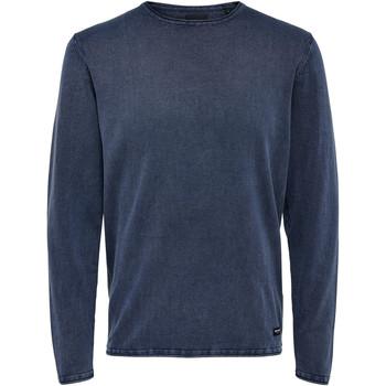 Vêtements Homme Pulls Only & Sons  22006806 bleu
