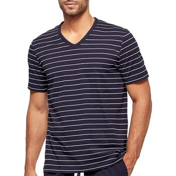 Vêtements Homme Pyjamas / Chemises de nuit Impetus Cotton Organic Bleu