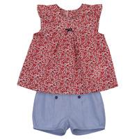 Vêtements Fille Ensembles enfant Absorba LEO Marine
