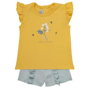 Vêtements Fille Ensembles enfant Absorba CLEMENCE Bleu
