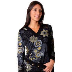 Vêtements Femme Tops / Blouses Coton Du Monde Kari Noir