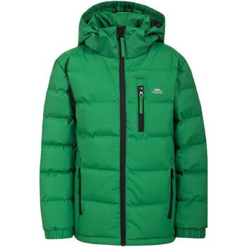 Vêtements Garçon Doudounes Trespass Tuff Vert trèfle