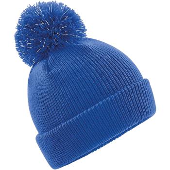 Accessoires textile Enfant Bonnets Beechfield Beanie Bleu roi vif