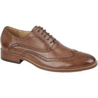 Chaussures Garçon Richelieu Goor Wing Marron