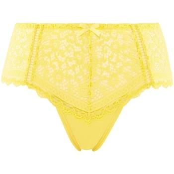 Sous-vêtements Femme Shorties & boxers Pommpoire Shorty lemon Elena Jaune