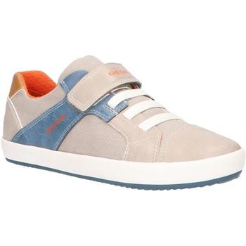 Chaussures Enfant Baskets basses Geox J025CB 010FE J GISLI Beige
