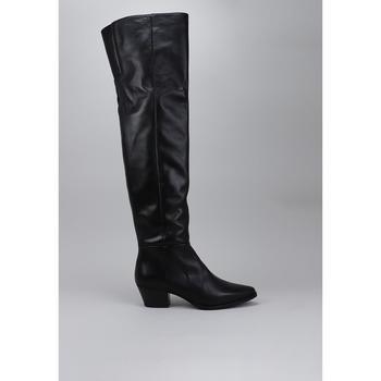 Chaussures Femme Bottes ville Sandra Fontan  Noir
