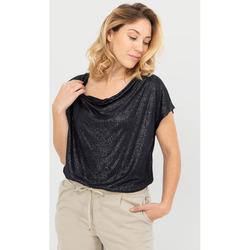 Vêtements Femme T-shirts manches courtes TBS FOLAMSAN Bleu