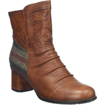 Chaussures Femme Bottines Laura Vita gicno 30 camel