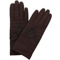 Accessoires textile Femme Gants Glove Story Gants en laine  ref_42365 300 Brun Marron
