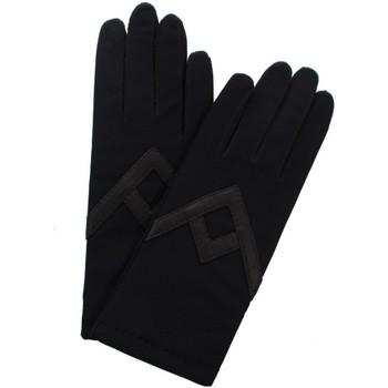 Accessoires textile Femme Gants Glove Story Gants en laine  ref_42365 100 Noir Noir