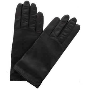 Accessoires textile Femme Gants Glove Story Gants cuir  ref_36340 100 Noir Noir