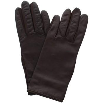 Accessoires textile Femme Gants Glove Story Gants cuir  ref_36340 300 Brun Marron