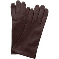 Accessoires textile Femme Gants Glove Story Gants cuir  ref_23653 307 Tan Marron