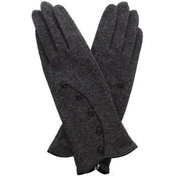 Accessoires textile Femme Gants Glove Story Gants en laine  ref_47580 130 Gris/Noir Gris