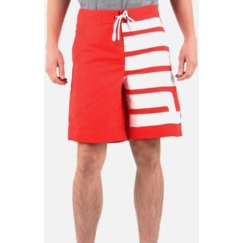 Vêtements Homme Shorts / Bermudas Puma 554311-02 czerwony, biały