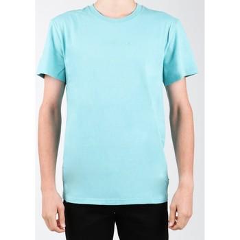 Vêtements Homme T-shirts manches courtes DC Shoes DC SEDYKT03376-BHA0 niebieski