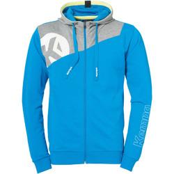 Vêtements Homme Sweats Kempa Veste à capuche  Core 2.0 bleu azur