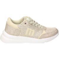 Chaussures Femme Multisport MTNG 69097 Beige