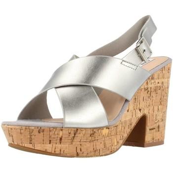 Chaussures Femme Sandales et Nu-pieds Chika 10 BACHATA Argent
