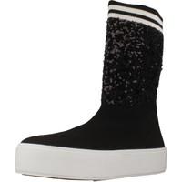 Chaussures Femme Bottes de neige Apepazza 83011 Noir