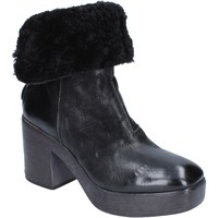 Chaussures Femme Bottines Moma BP803 noir