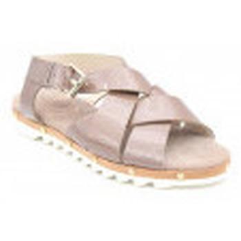 Chaussures Femme Sandales et Nu-pieds Jhay 4586 Beige