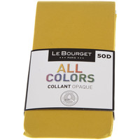 Sous-vêtements Femme Collants & bas Le Bourget Collant chaud - Opaque - All Colors Jaune