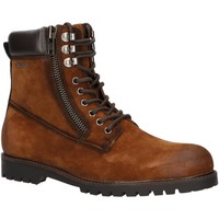 Chaussures Homme Boots Pepe jeans PMS50184 MELTING Marr?n